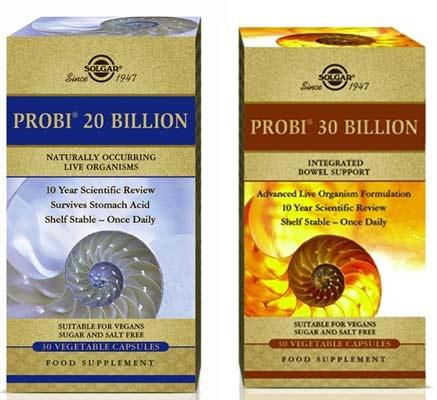 SOLGAR PROBI – for irritable bowel syndrome – Solgar Health Store